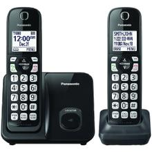 Expandable Cordless Phone with Call Block (2 Handsets)