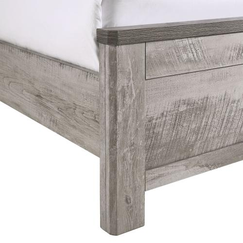Millers Cove King Panel Bed