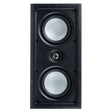 "Nuvo Series Four 5.25"" In-Wall LCR Speaker"