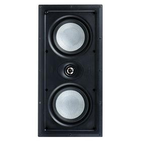 """Nuvo Series Four 5.25"""" In-Wall LCR Speaker"""