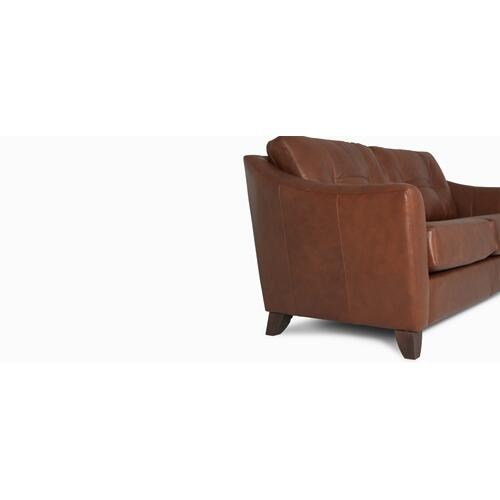 Limbo Apartment sofa (095; Wood legs - Tea T37)