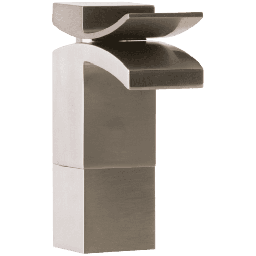 Quarto Medium Vessel Lav Faucet Brushed Nickel