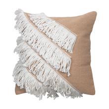 See Details - 18x18 Hand Woven Freya Pillow