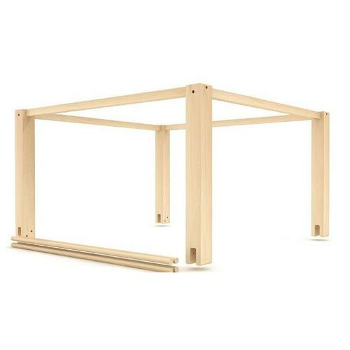 Top Tent Wood Frame (Full) : Natural