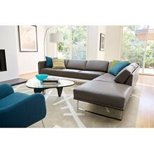 See Details - Berkeley Sectional - American Leather
