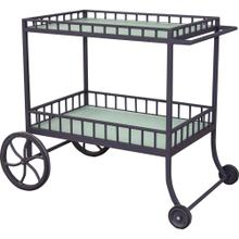 View Product - Winterthur Estate Bar Cart with Wheels