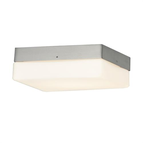 "Pixel 9"" Square LED Flush-Mount"