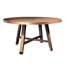 """See Details - Cypress 60"""" Round Dining Table"""