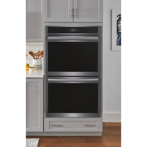 Gallery - Frigidaire Gallery 30'' Double Electric Wall Oven with Total Convection