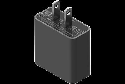 Shadow-black- Sonos 10W USB Power Adapter