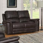 BELIZE - CAFE Power Loveseat Product Image