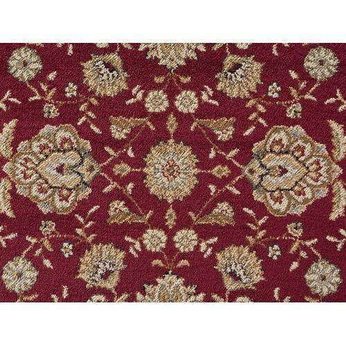 Elegance - ELG5140 Red Rug