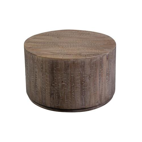 Drum Coffee Table, 7001-C