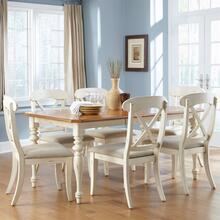 Opt 7 Piece Rectangular Table Set