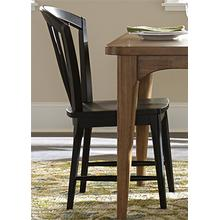View Product - Windsor Side Chair - Black