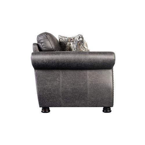 Elk River Gray Sofa, Loveseat, Chair & Ottoman, U9702A