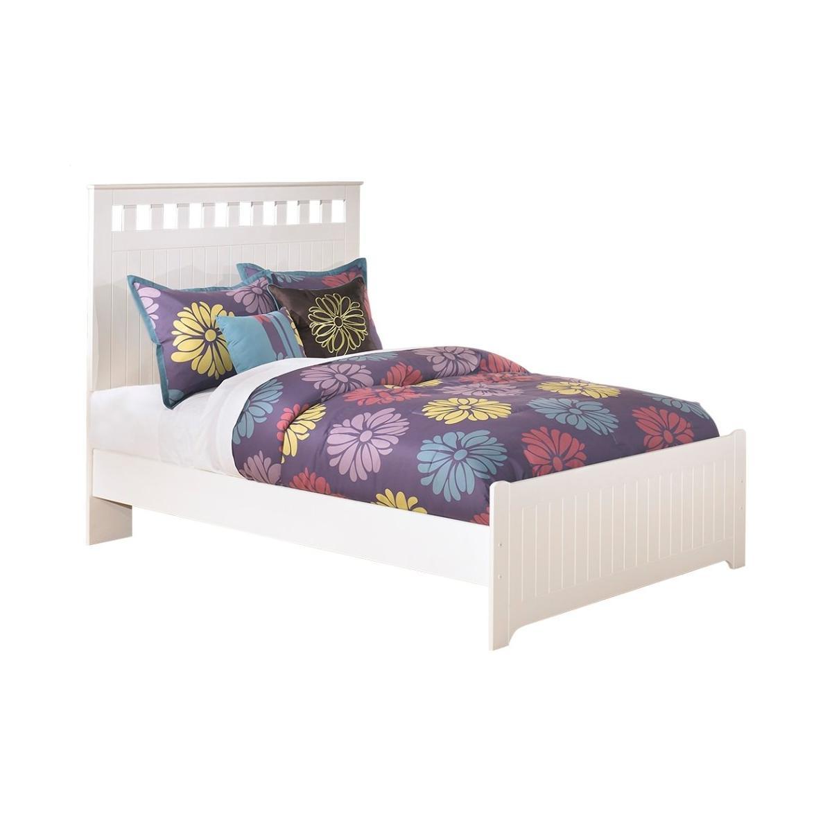 See Details - Lulu Full Panel Bed