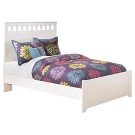Lulu Full Panel Bed