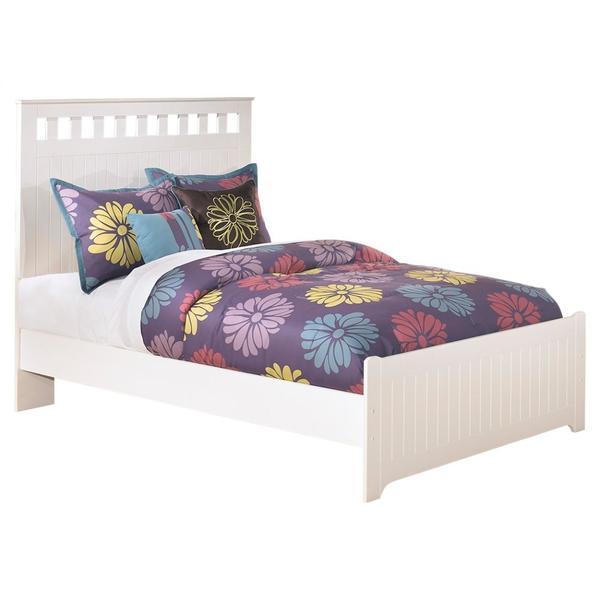 Lulu Full Panel Bed