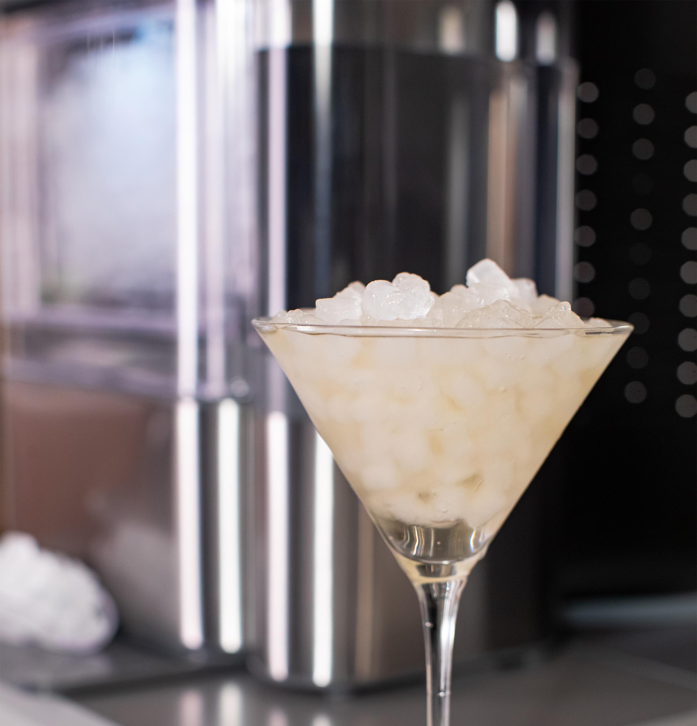 Xpio13bcbtge Ge Profile Tm Opal 2 0 Nugget Ice Maker Black Stainless Hamai Appliance