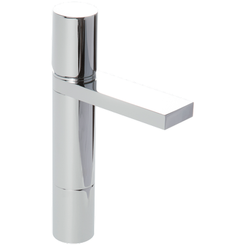 Otella Vessel Lav Faucet Medium Solid Brass Construction Made in Italy Flow Rate: 1.2GPM
