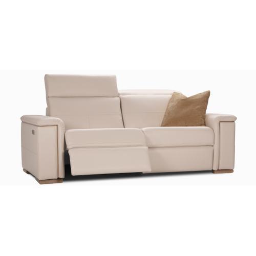 Melbourne Apartment sofa (169-170; Insert & Wood legs - Tobacco T2)