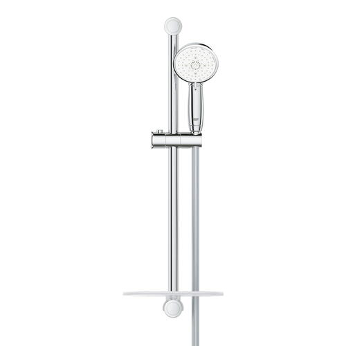 "Product Image - Tempesta Rustic 24"" Shower Slide Bar Kit - 4 Sprays, 2.5 Gpm"