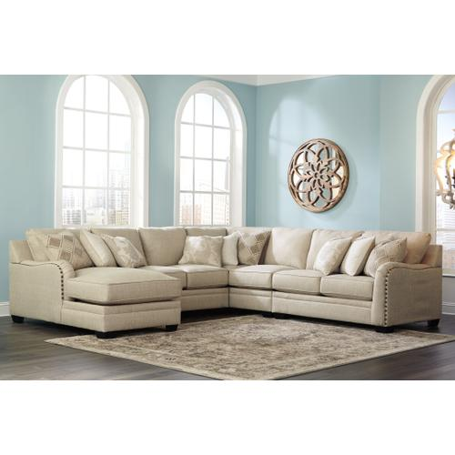 Product Image - Luxora 5-piece Sectional With Chaise