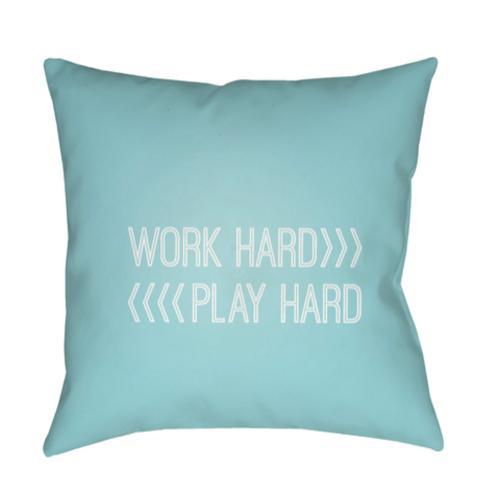 "Work Play QTE-029 20"" x 20"""