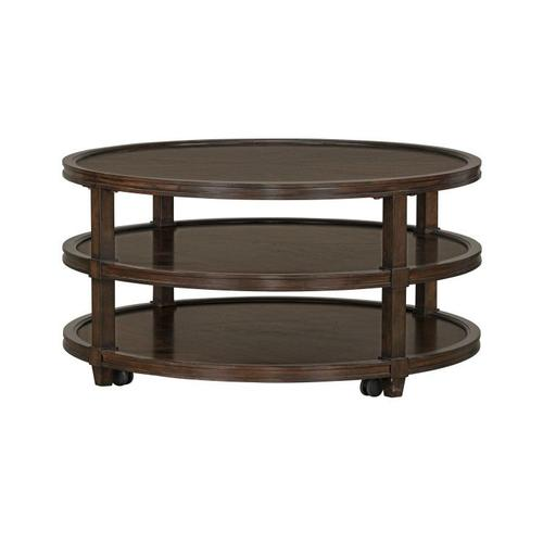 Bryant Round Cocktail Table