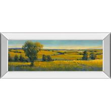 """""""Picturesque Scene I"""" By Tim Otoole Mirror Framed Print Wall Art"""