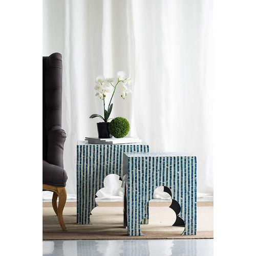 A & B Home - S/2 Stool