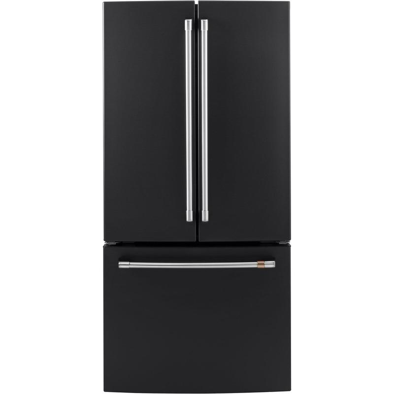 Café™ ENERGY STAR® 18.6 Cu. Ft. Counter-Depth French-Door Refrigerator