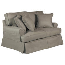 Product Image - Horizon Slipcovered Loveseat - Color 391094