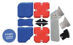 Cramer Professional Silicone Grout Profiling Caulking Tool Kit Product Image