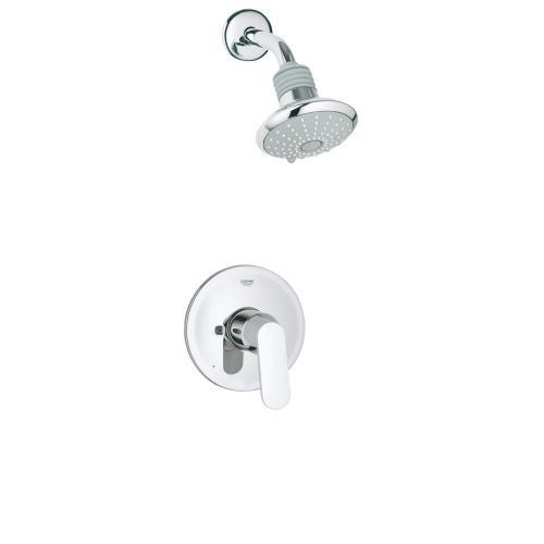 Product Image - Eurosmart Cosmopolitan Pressure Balance Valve Tub/shower Combo