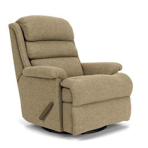Yukon Swivel Gliding Recliner