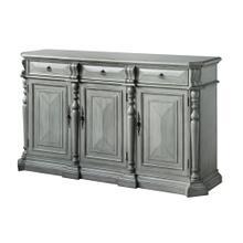 Sterling 3 Drawer / 3 Door British Grey Sideboard