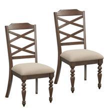 Side Chair 2/Carton