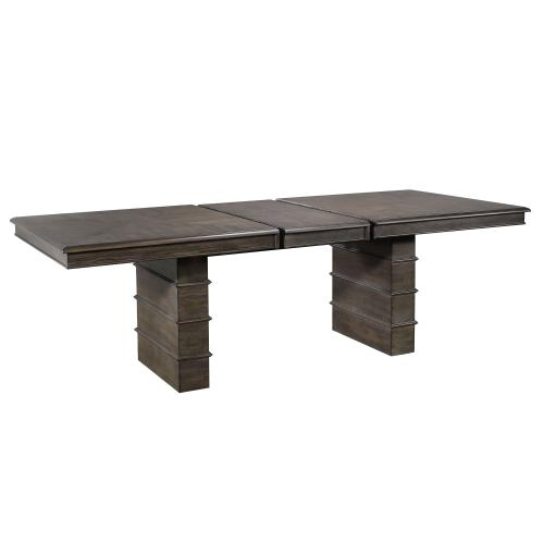Product Image - Extendable Dining Table Set - Cali Dining (9 Piece)