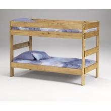 Twin / Twin Wood Bunkbed