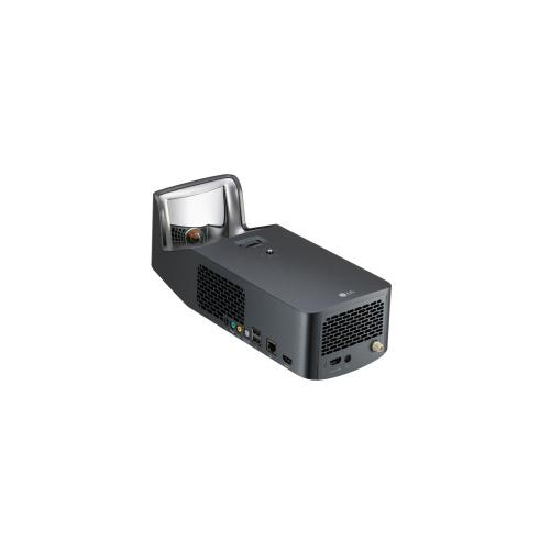 Ultra Short Throw LED Home Theater Projector with Smart TV and Magic Remote