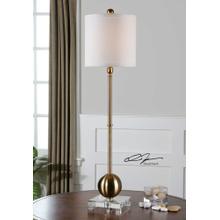 Laton Buffet Lamp