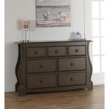 See Details - Bergamo Double Dresser