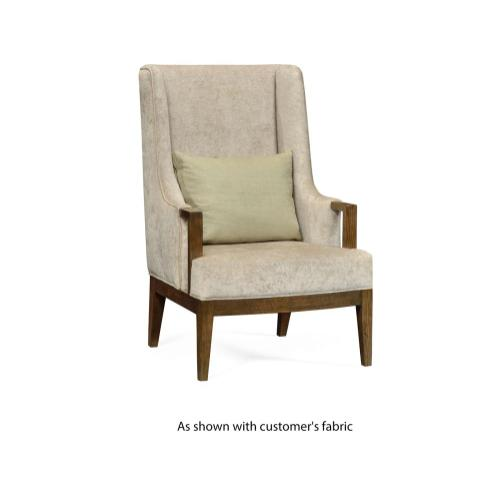 Lounge Chair, Upholstered in COM