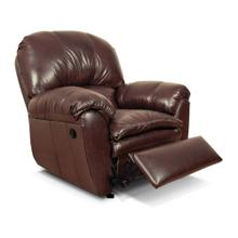 720070L Oakland Leather Swivel Gliding Recliner
