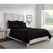 See Details - Diamond Onyx King Quilt