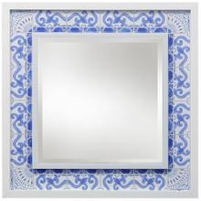 Framed Mirror  37in X 37in