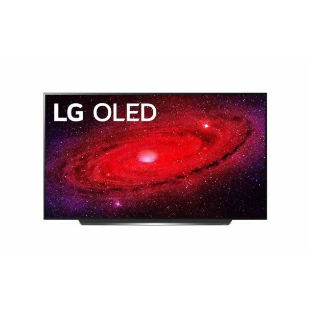 LG Electronics LG CX 77 inch Class 4K Smart OLED TV w/ AI ThinQ® (76.7'' Diag)