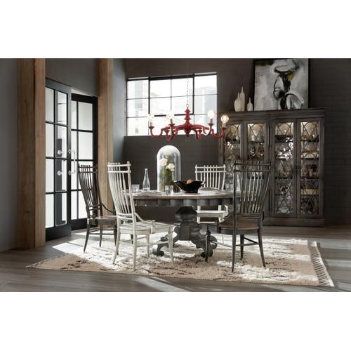 Arabella Windsor Side Chair - 2 per carton/price ea